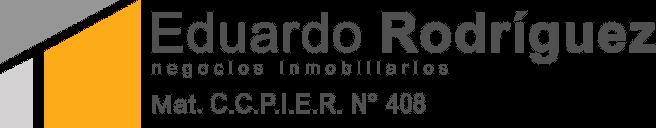 Eduardo Rodríguez Negocios Inmobiliarios